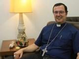 Tiene 51 años de edadGabriel Mestre, obispo de Mar del Plata, dio positivo de Coronavirus, y está aislado en la Catedral