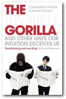 """Libro """"The invisible gorilla"""""""