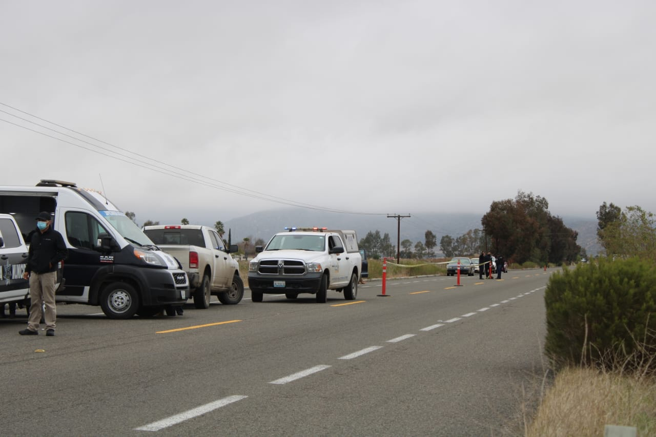 Resultado de imagen de Otro asesinato en Valle de Guadalupe