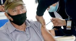Se aplicó vacuna Pfizer