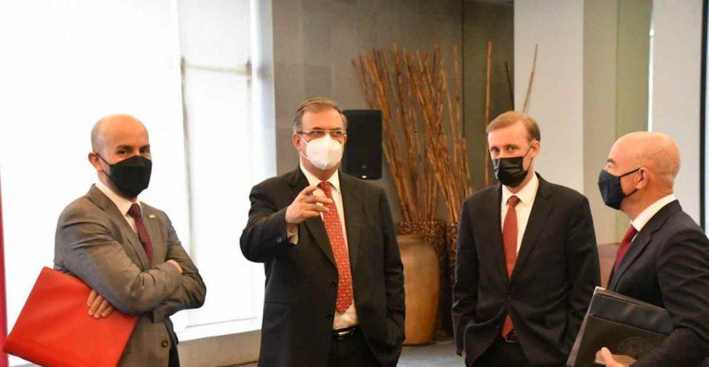 AMLO se reúne con funcionarios de EU; acuerdan encuentro entre el  tabasqueño y Biden - ZETA