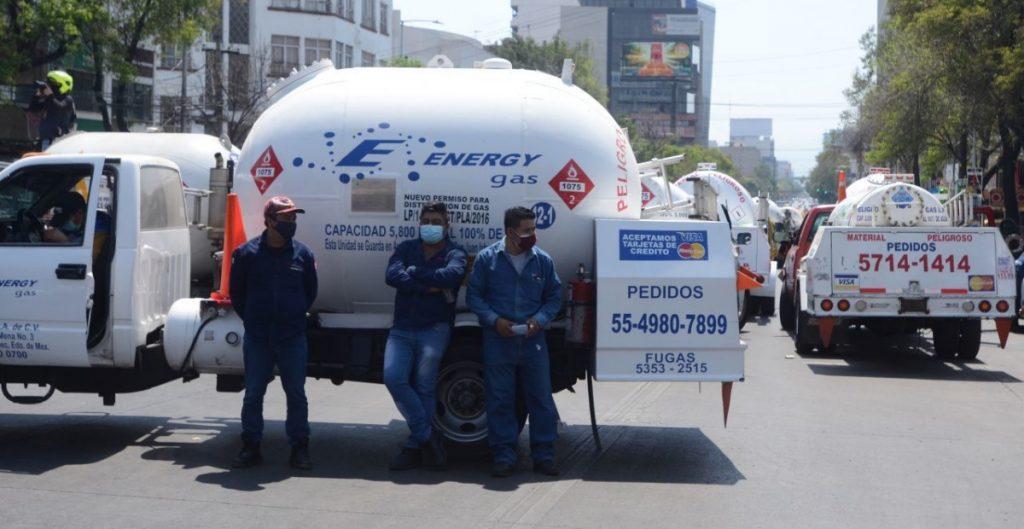 Gaseros levantan paro y reanudan distribución de gas LP en el Valle de  México - ZETA