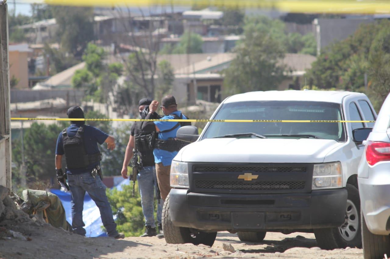 Agresión a Policías en colonia Nueva Aurora / Foto Margarito Martínez