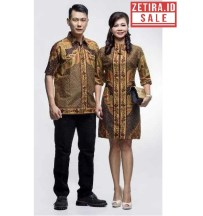Batik Couple Dress Agatha