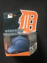 Detroit Tigers MLB Baseball Helmet Wonder Eraser Forever Collectibles NIB