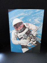Vtg  60's NASA Postcard U.S. Astronaut Edward White Collector's Item 108