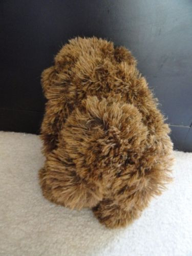 Vintage Handmade Brown SMALL BEAR By Sonia Small One Of A Kind Jointed 13""