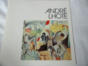 Art Book Catalog Brochure Andre Lhote Leonard Hutton Galleries  32 Pages 1976