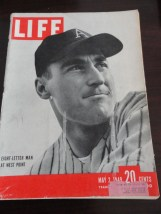Vintage Life Magazine May 2, 1949 WEST POINT On Cover Excellent Cond