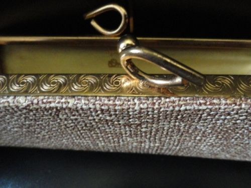 "Vintage Men's Symphony Eyeglasses & Case 10K Gold Filled ""Ocaena"" Very Good Con"