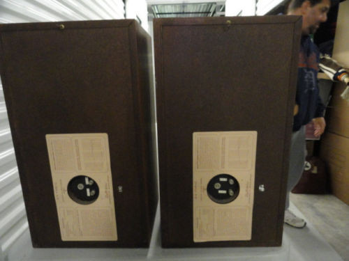 electrovoice speakers Vintage