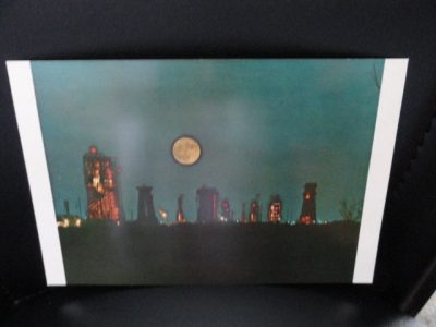 Vtg  60's NASA Postcard Collector's Item 115 The Moon Presents Picturesque
