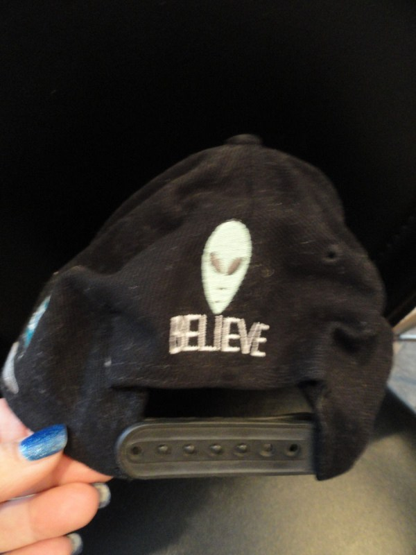 Baseball Cap Hat One Size Fits All Adjustable South Park-Chef BELIEVE NWOT