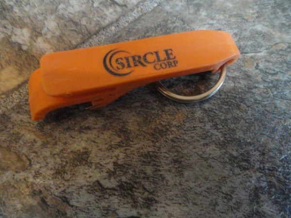 EBAY LIVE 2008 Chicago New Sircle Corp Bottle Opener Key Chain