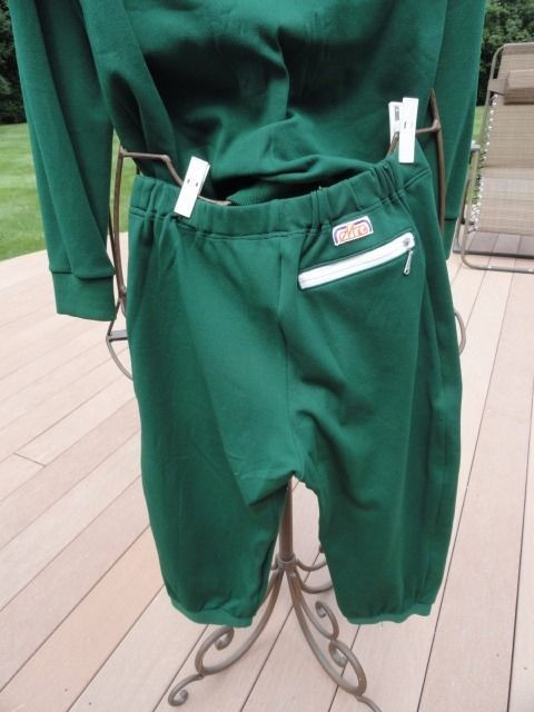 Vtg 70's Men's a f r c Actionwear X-Country Ski Jacket Knicker Outfit Colorado