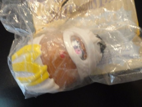McDonald's Happy Meal Halloween McNuggets Buddies Mummy 1992 NIB