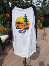 Vtg 1980 VECHELL'S CEDAR VIEW RESORT DRUMMOND ISLAND  MICHIGAN T-Shirt Kids XL