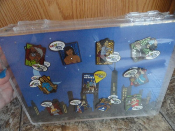 EBAY LIVE 2008 Chicago New The Limited Ebay Live 2008 Pin Collection 56/200