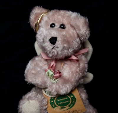 "90""-98"" BOYDS BEARS ARCHIVE COLLECTION DIPPER ANGEL BEAR 8"" PLUSH Original Tags"