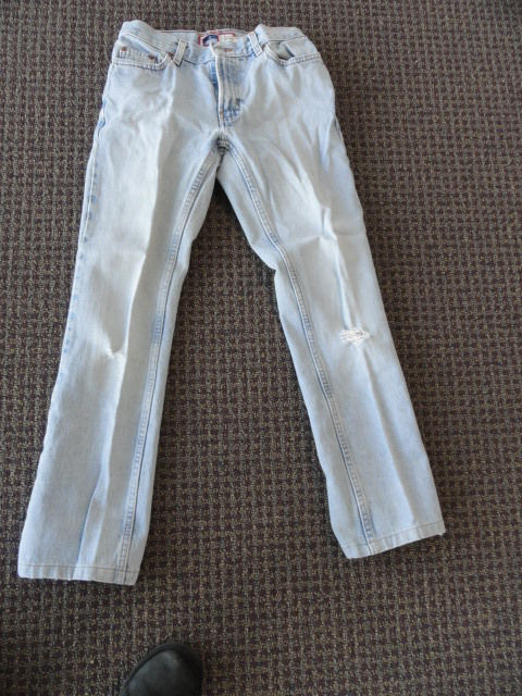 Old Navy Women's Jeans Size 1 Long 100% Cotton The Best Denim In Town PreOwned