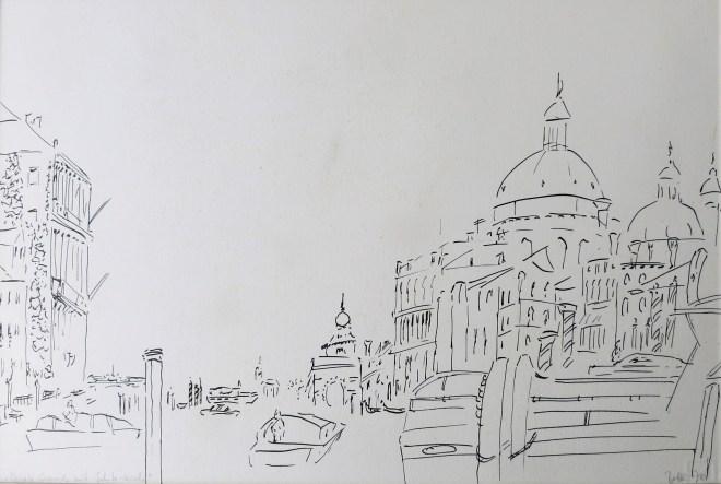 ink drawing by friedrich zettl