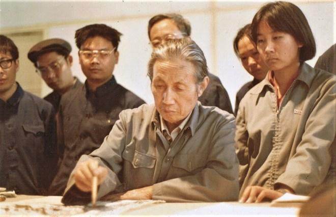 photo of lu yanshao