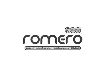 Romero print-work design