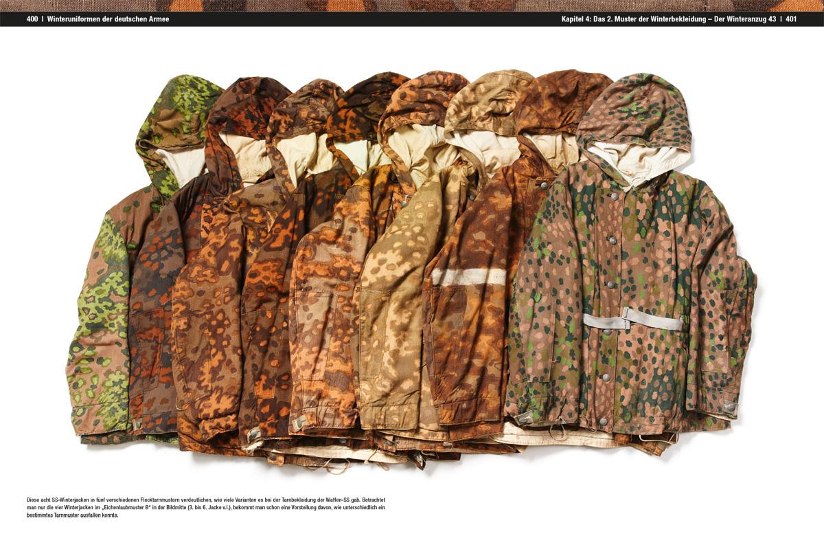 winter uniforms of the german army zeughaus verlag gmbh. Black Bedroom Furniture Sets. Home Design Ideas
