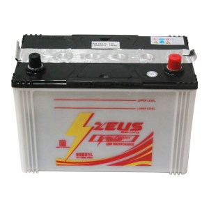 Zeus Battery NX120 7L Super Power 12v 100Ah