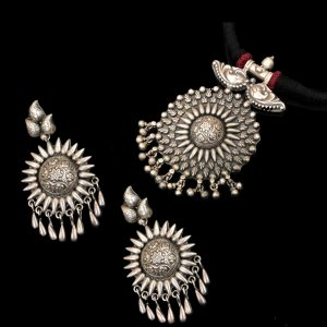 Silver Tribal Jewellery