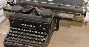 Machine a ecrire