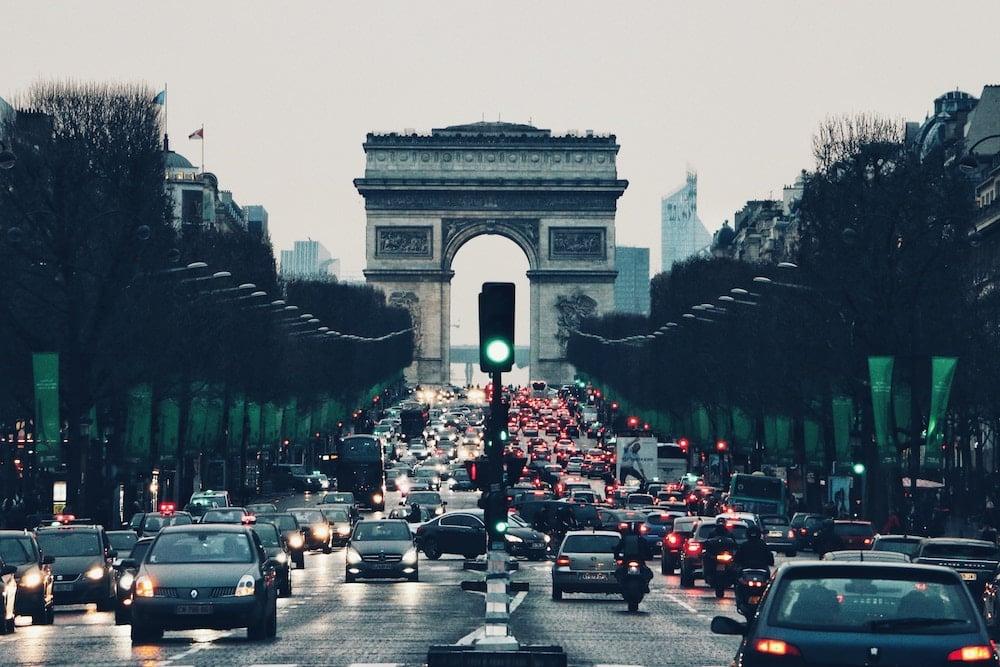 covoiturage Paris