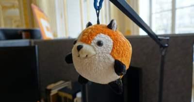 Peluche Firefox - navigateur de Mozilla