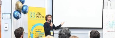 Les indés, conferences pour les freelances