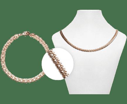 Комплект мужских украшений Зевс под любой стиль