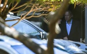 Rodrigo Félix Leal/Futura Press<br />  O ex-ministro José Dirceu faz silêncio na CPI da Petrobras: preso por corrupção pela 2ª vez