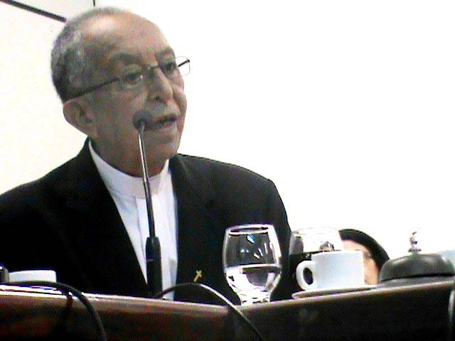 Morre aos 81 anos, Padre Raimundo, fundador da Faculdade de Filosofia Ciências e Letras da cidade de Caetité