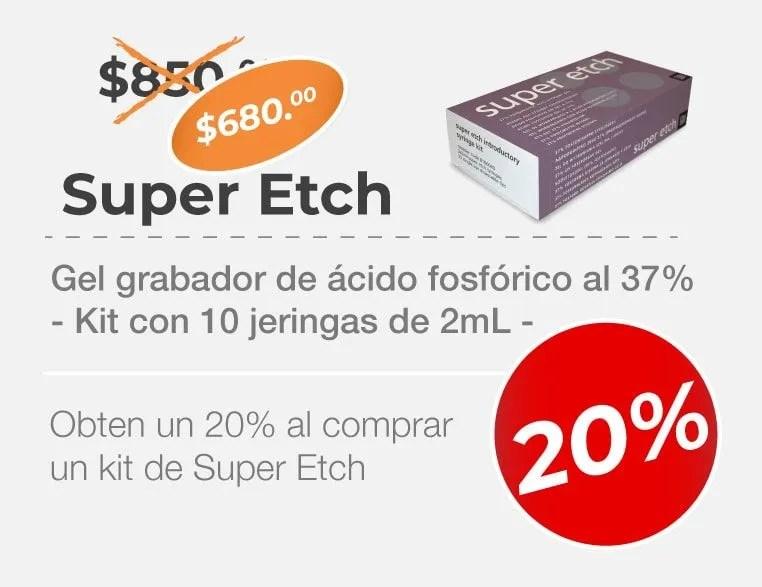 SDI - Super Etch