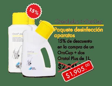 Durr Orotol Plus + Orocup