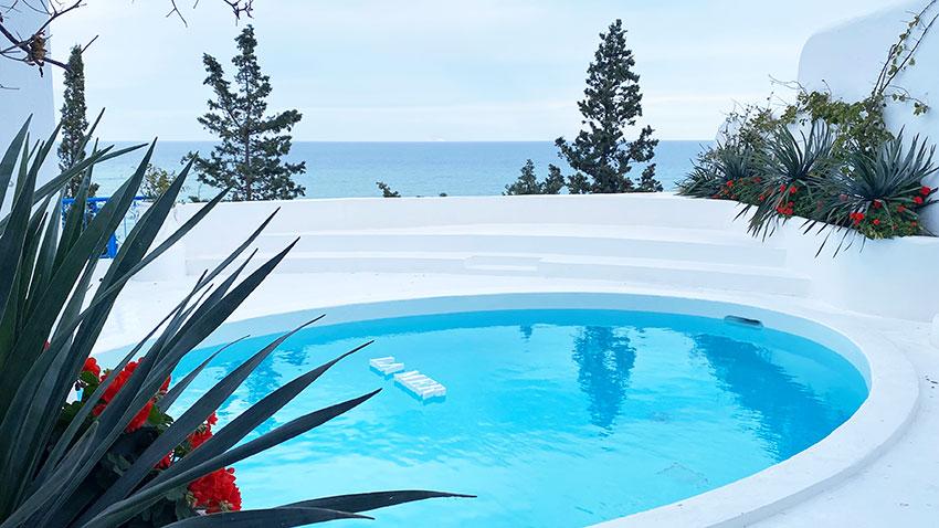 Lancement Concentré Contour des Yeux La Mer PW Villa Kahina