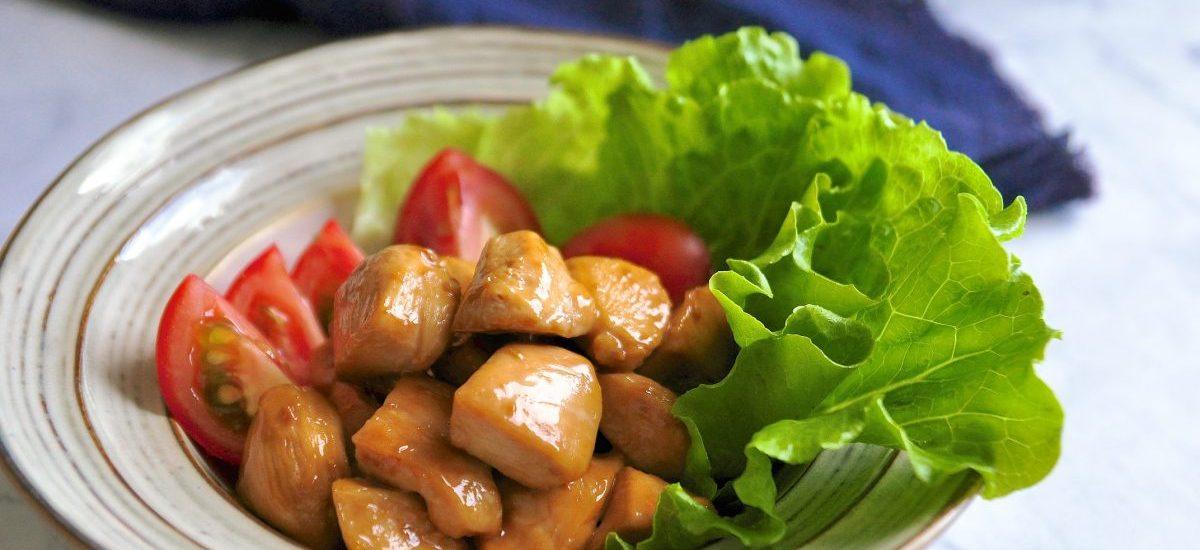 蛋醬照燒雞肉(鶏のマヨ照り焼き)
