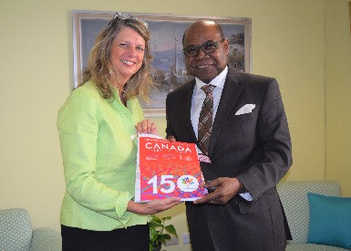 Jamaica Wants 500,000 Canadian Arrivals By 2020 : South ...