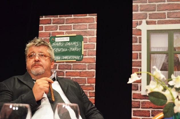 Zuhra Političar u Skradinu