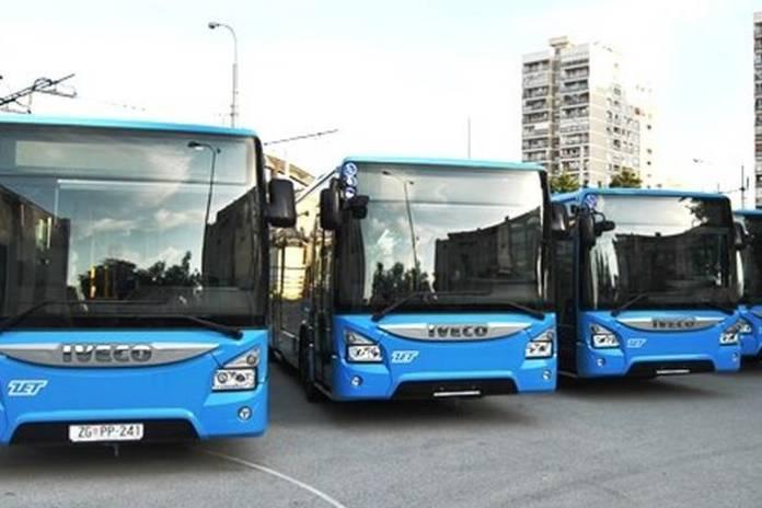 ZET - novi autobusi