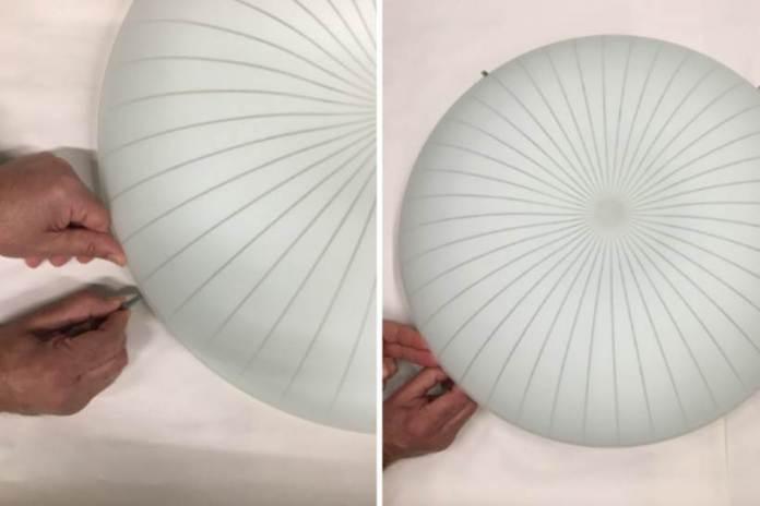 IKEA - lampa Calypso