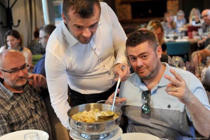 VINO UZ ŽLICU: Zagrebački ćušpajzi u restoranu Miki's