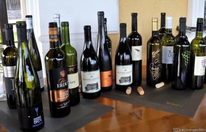 RIZLING: Pobjednik dvodnevnog ljetnog ocjenjivanja je vinarija Bodren