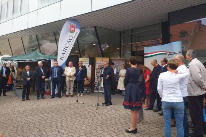 Na Europskom trgu otvorena manifestacija Dan mađarske kuhinje