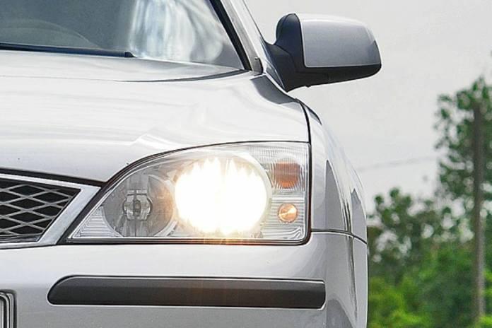 Vožnja s upaljenim svjetlima