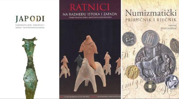 Najprodavanije publikacije Arheološkog muzeja u Zagrebu na Interliberu